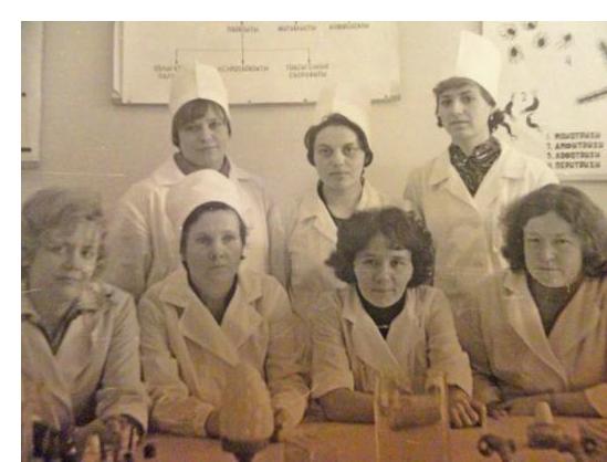В октябре 2012 празднует свой юбилей прекрасный человек, замечательный  специалист и талантливый педагог - Виноградова Лидия Ивановна ::  Петрозаво...