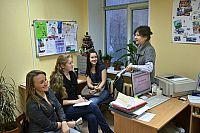 Консультации по Профбазе со студентами