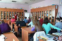 Выступление декана факультета Ю.В. Маркаданова