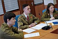 В ПетрГУ прошла отчетно-выборная конференция Карельского регионального отделения МРООО «Российские студенческие отряды»