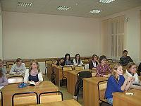 """Студенческий отряд """"Экскурсовод"""" начал подготовку к летнему трудовому семестру 2015 года"""