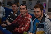 Николай Фурса (в центре)