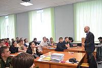 Мероприятия по трудоустройству для выпускников математического факультета