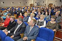 Торжественное собрание коллектива ПетрГУ