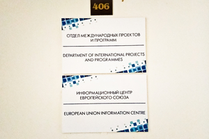Department of International Projects and Programs