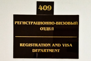 Visa support for international students and professors