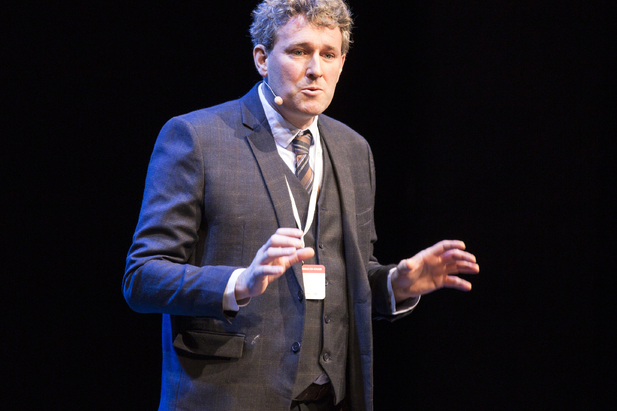 Tom Barry, Executive Secretary, Conservation of Arctic Flora and Fauna (CAFF)