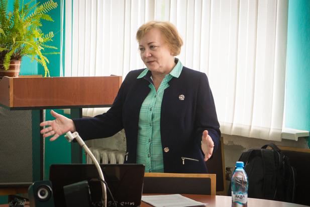 Профессор О.И. Гаврилова